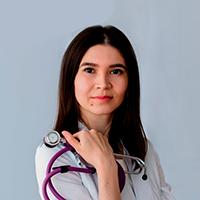 Воронина Алина Светославовна